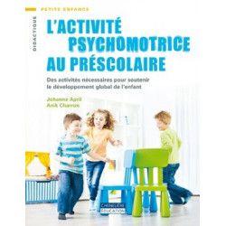 Activité psychomotrice au préscolaire