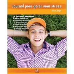 Journal pour gérer mon stress
