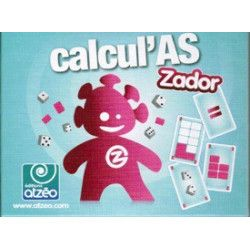 Calcul'As Zador (3 à 6 ans)