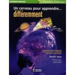 Cerveau pour apprendre différemment
