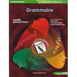 Grammaire - gestion mentale