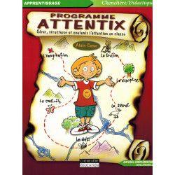Programme Attentix