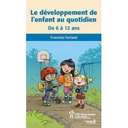 Développement de l'enfant au quotidien (6/12 ans)