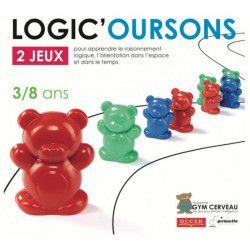 Atelier 6 joueurs Logic'oursons