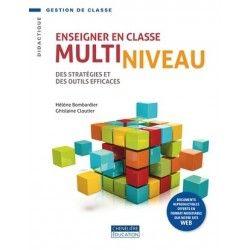 Enseigner en classe multiniveaux