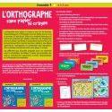 L'orthographe sans papier ni crayon - Ensemble 1 (6 à 8 ans)
