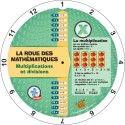 Roues pour apprendre les mathématiques