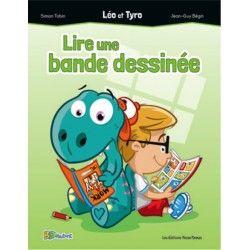 BDEBUTANTS NIV 1 - LIRE UNE BANDE DESSINEE