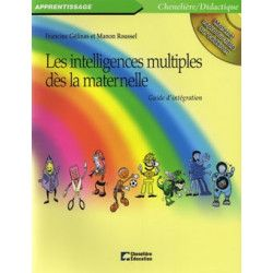 Intelligences multiples dès la maternelle (les)
