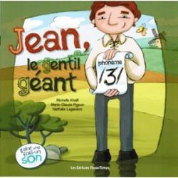 Jean, le gentil géant