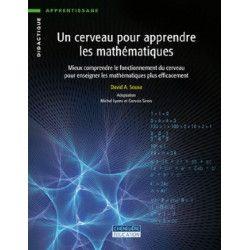 Cerveau pour apprendre les mathématiques