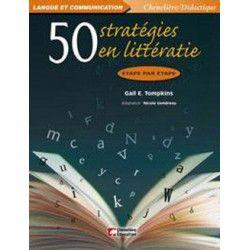 50 Stratégies en littératie