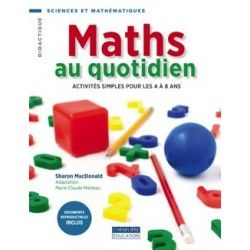 Maths au quotidien