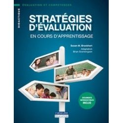 Stratégies d'évaluation en cours d'apprentissage