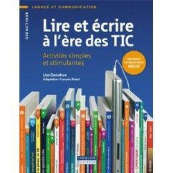 Lire et écrire à l'ère des TIC