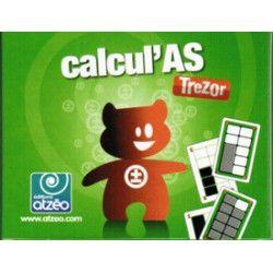 Calcul'As Trezor (5 à 8 ans)