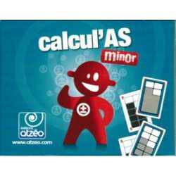 Calcul'As Minor (5 à 8 ans)