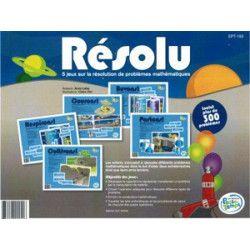 Résolu - 5 jeux sur la résolution de problèmes mathématiques