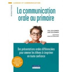 Communication orale au primaire