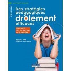 Stratégies pédagogiques drôlement efficaces