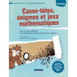 Casse-têtes, énigmes et jeux mathématiques