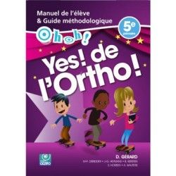 Oh Oh ! Yes de l'ortho (CM1/CM2)