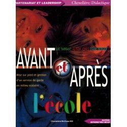 Avant et après l'école - Pirouette Éditions