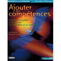 Ajouter aux compétences - Pirouette Éditions