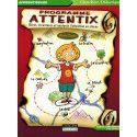 Programme Attentix - Pirouette Éditions