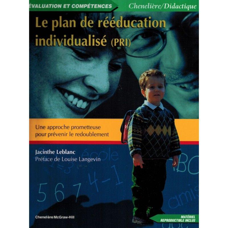 Plan de rééducation individualisé