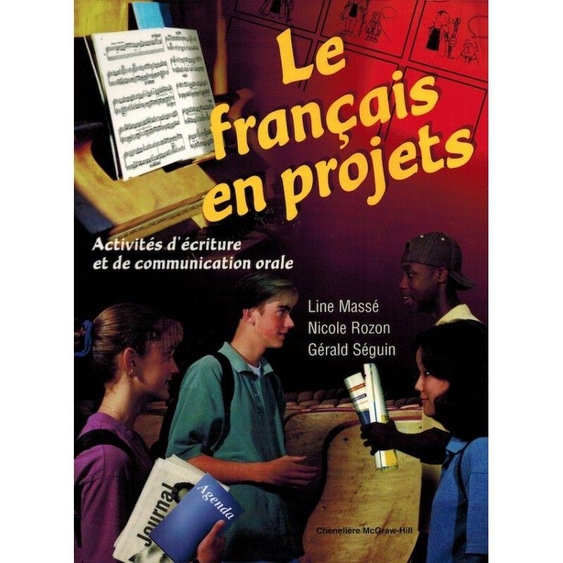 Français en projet
