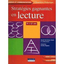 Stratégies gagnantes en lecture 8/12 ans
