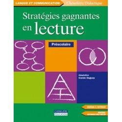 Stratégies gagnantes en lecture préscolaire