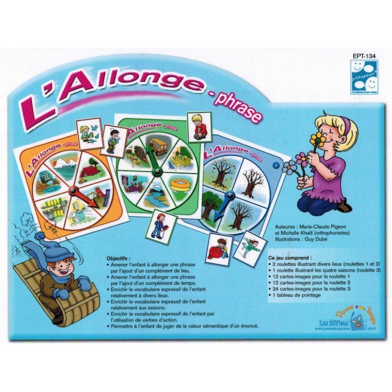 Allonge phrase (L')