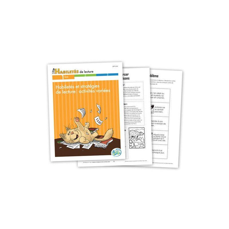 Habiletés et stratégies de lecture niveau 1 (CE1)