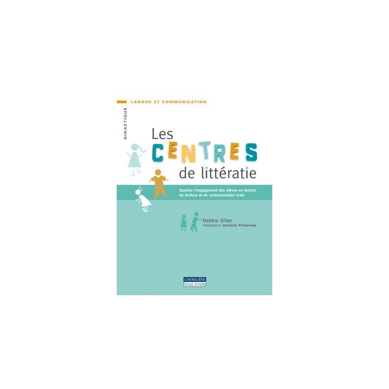 Centres de littératie (5/8 ans)