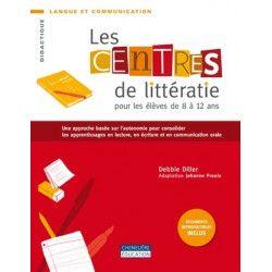 Centres de littératie (8/12 ans)