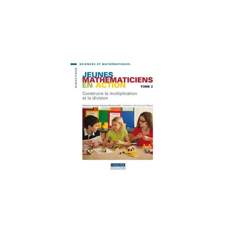 Jeunes mathématiciens en action tome 2