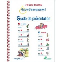 Ile coeur de palmier CP - Guide de l'enseignant A