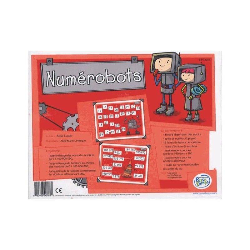 Numérobots