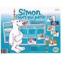 Simon l'ours qui parle