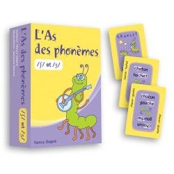 As des phonèmes ch/j