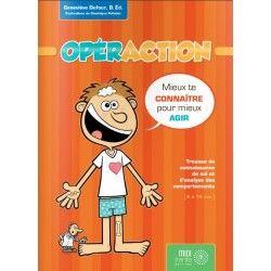Operaction - Mieux te connaître pour mieux agir