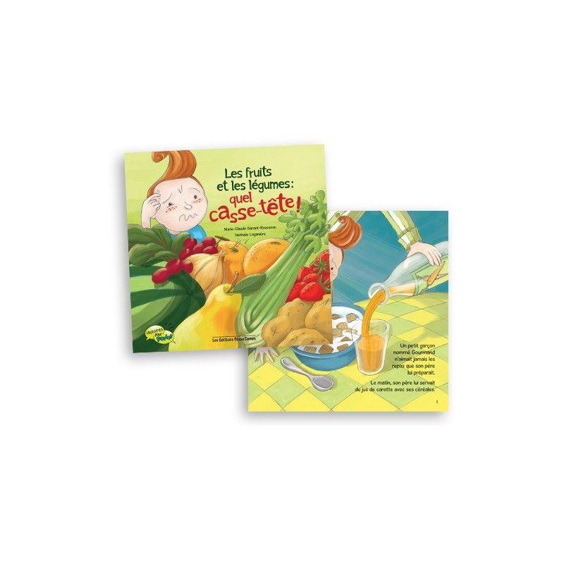 Les fruits et les légumes : quel casse-tête !