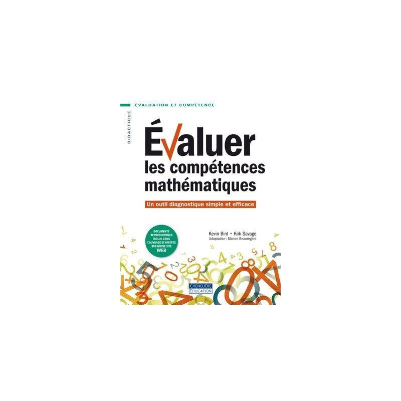 Evaluer les compétences mathématiques