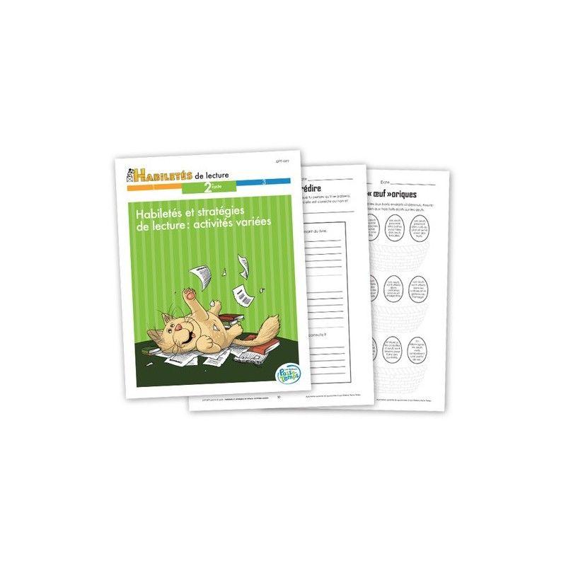 Habiletés et stratégies de lecture niveau 2 (CE2)