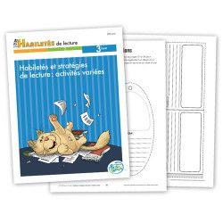 Habiletés et stratégies de lecture niveau 3 (CM)