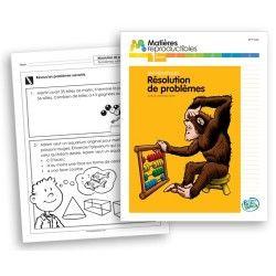 Résolution de problèmes 1 - fiches reproductibles