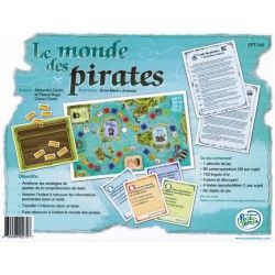 Monde des pirates