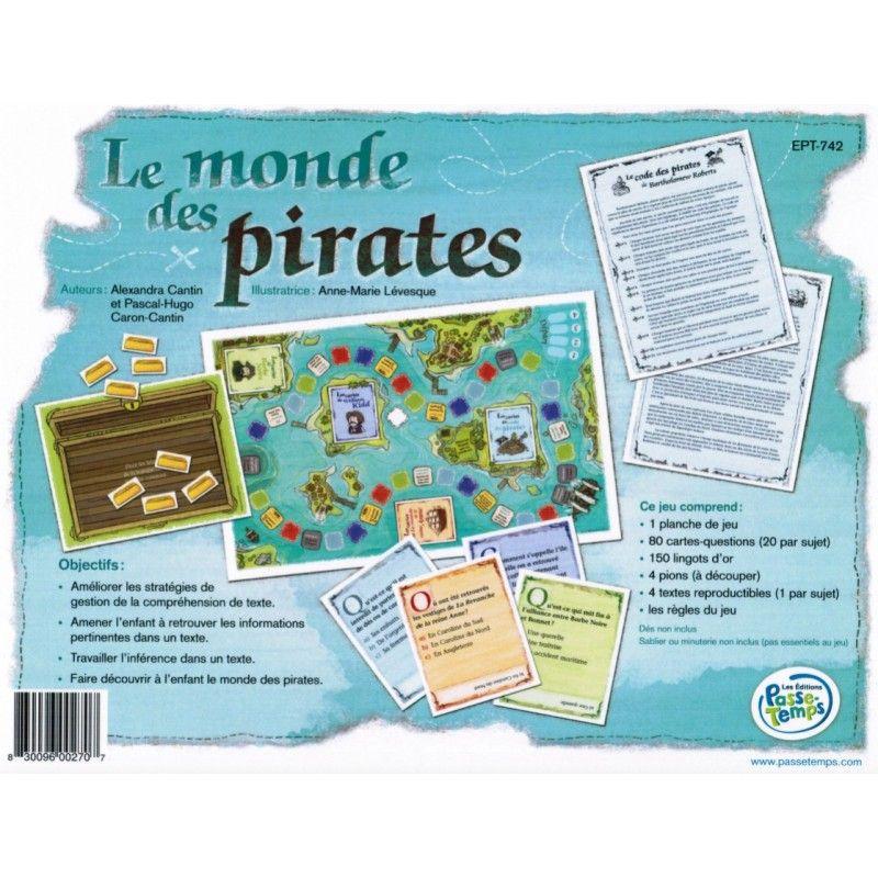 Monde des pirates